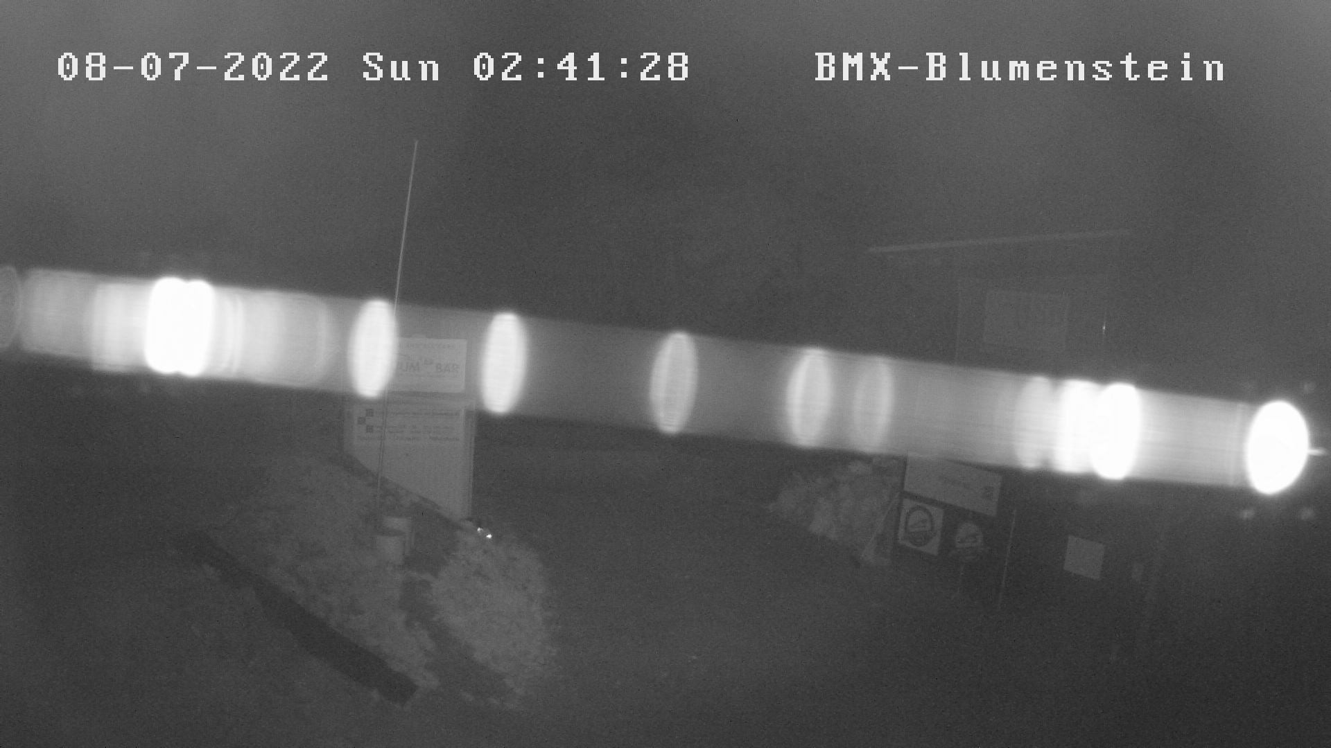 Webcam - BMX Blumenstein