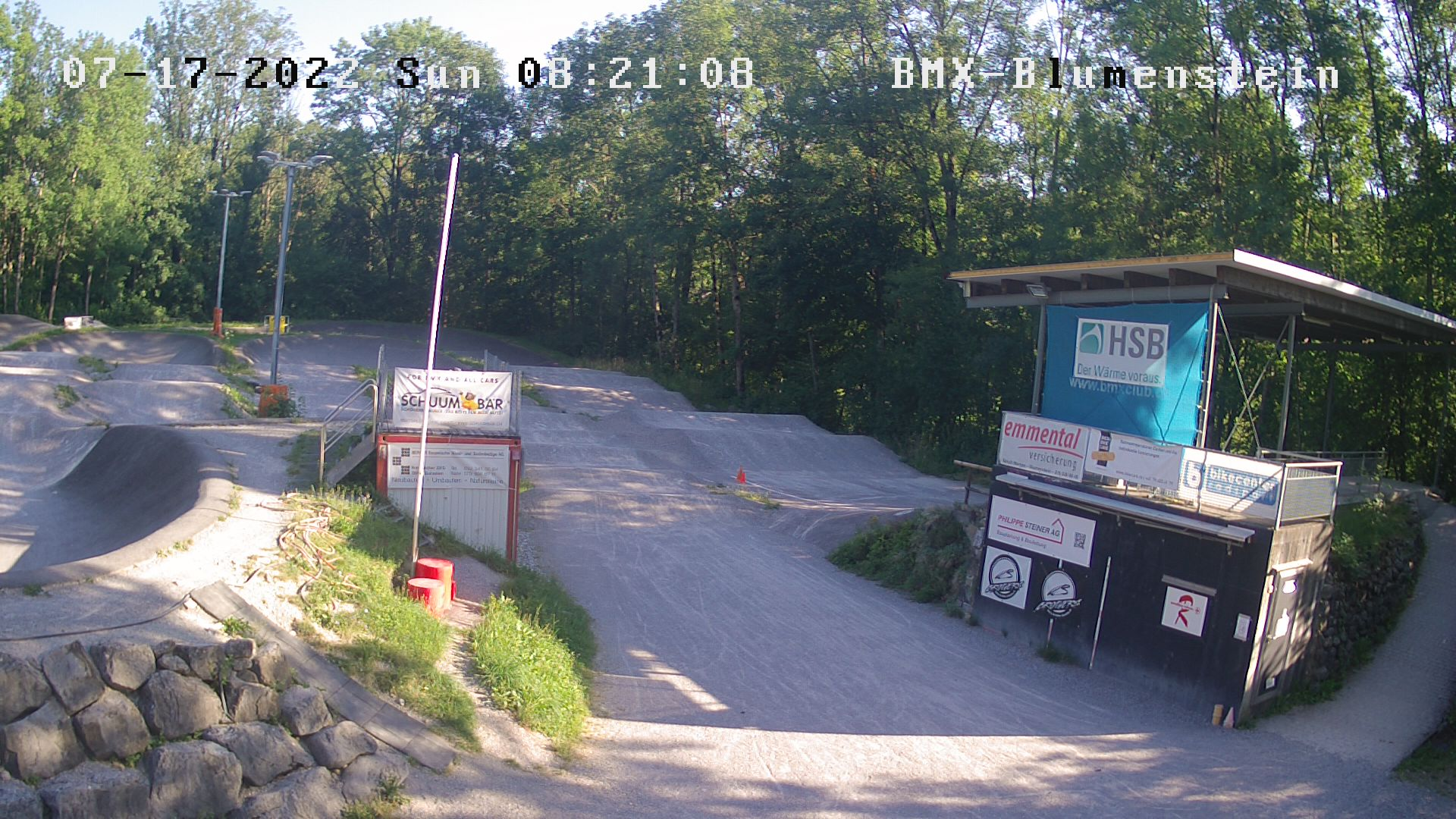 Webcam - BMX Blumenstein